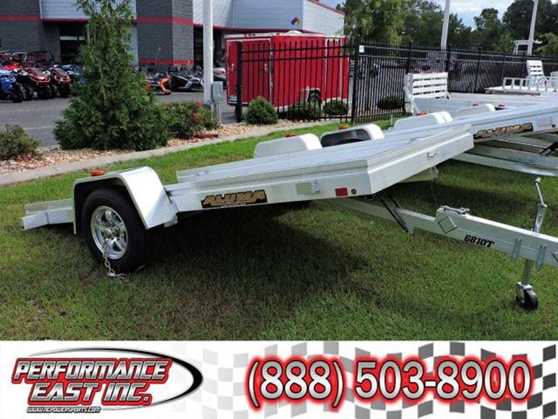 2017 Aluma 6810T for sale at Vehicle Network, LLC - Performance East, INC. in Goldsboro NC