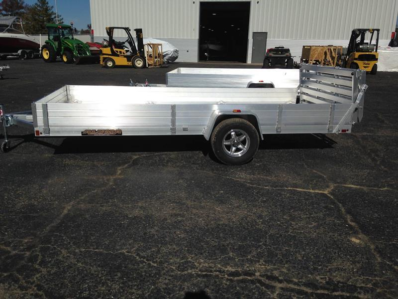 2017 Aluma 8114 for sale at Vehicle Network, LLC - Performance East, INC. in Goldsboro NC