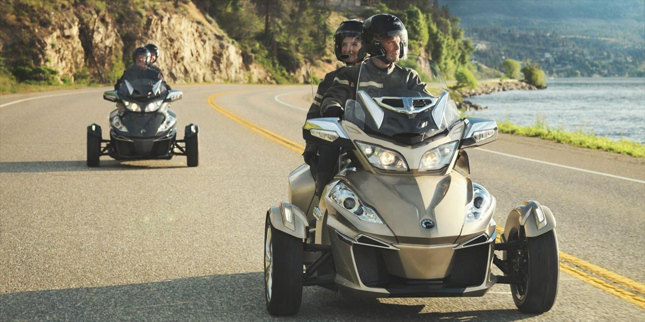 2017 Can-Am Spyder RT-S for sale at Vehicle Network, LLC - Performance East, INC. in Goldsboro NC