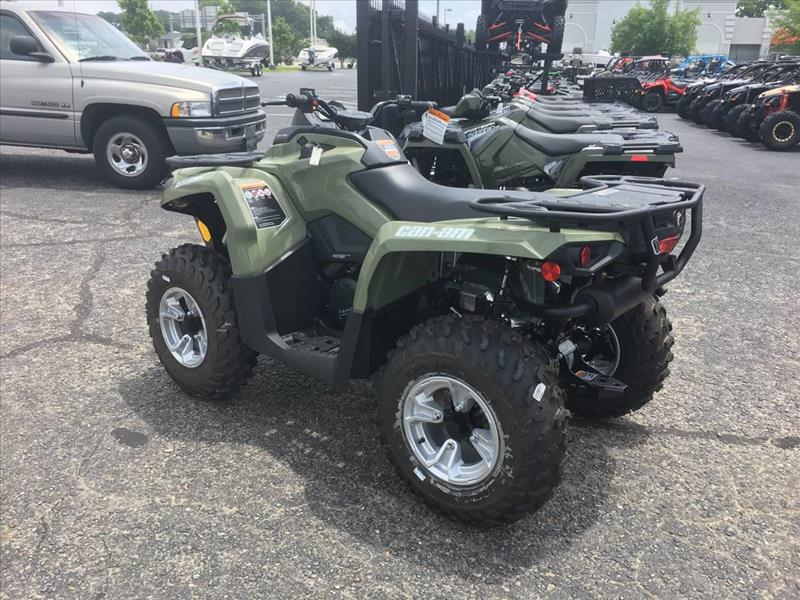 2017 Can-Am Outlander DPS 450 for sale at Vehicle Network, LLC - Performance East, INC. in Goldsboro NC