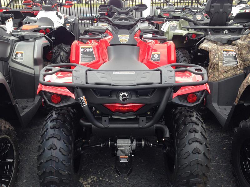 2017 Can-Am Outlander 450 for sale at Vehicle Network, LLC - Performance East, INC. in Goldsboro NC