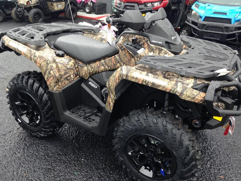 2017 Can-Am Outlander XT 650 for sale at Vehicle Network, LLC - Performance East, INC. in Goldsboro NC
