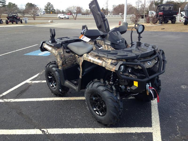 2017 Can-Am Outlander Mossy Oak Hunting Ed for sale at Vehicle Network, LLC - Performance East, INC. in Goldsboro NC