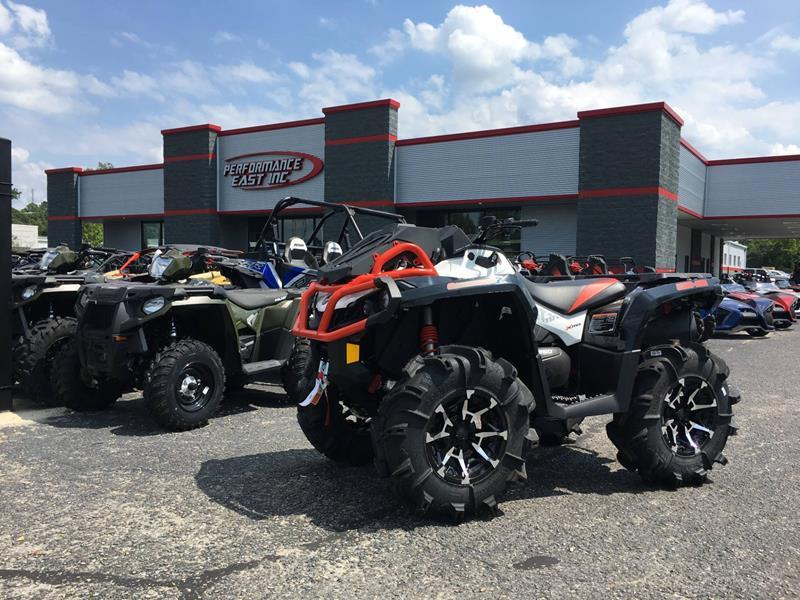 2017 Can-Am Outlander X mr 850 for sale at Vehicle Network, LLC - Performance East, INC. in Goldsboro NC
