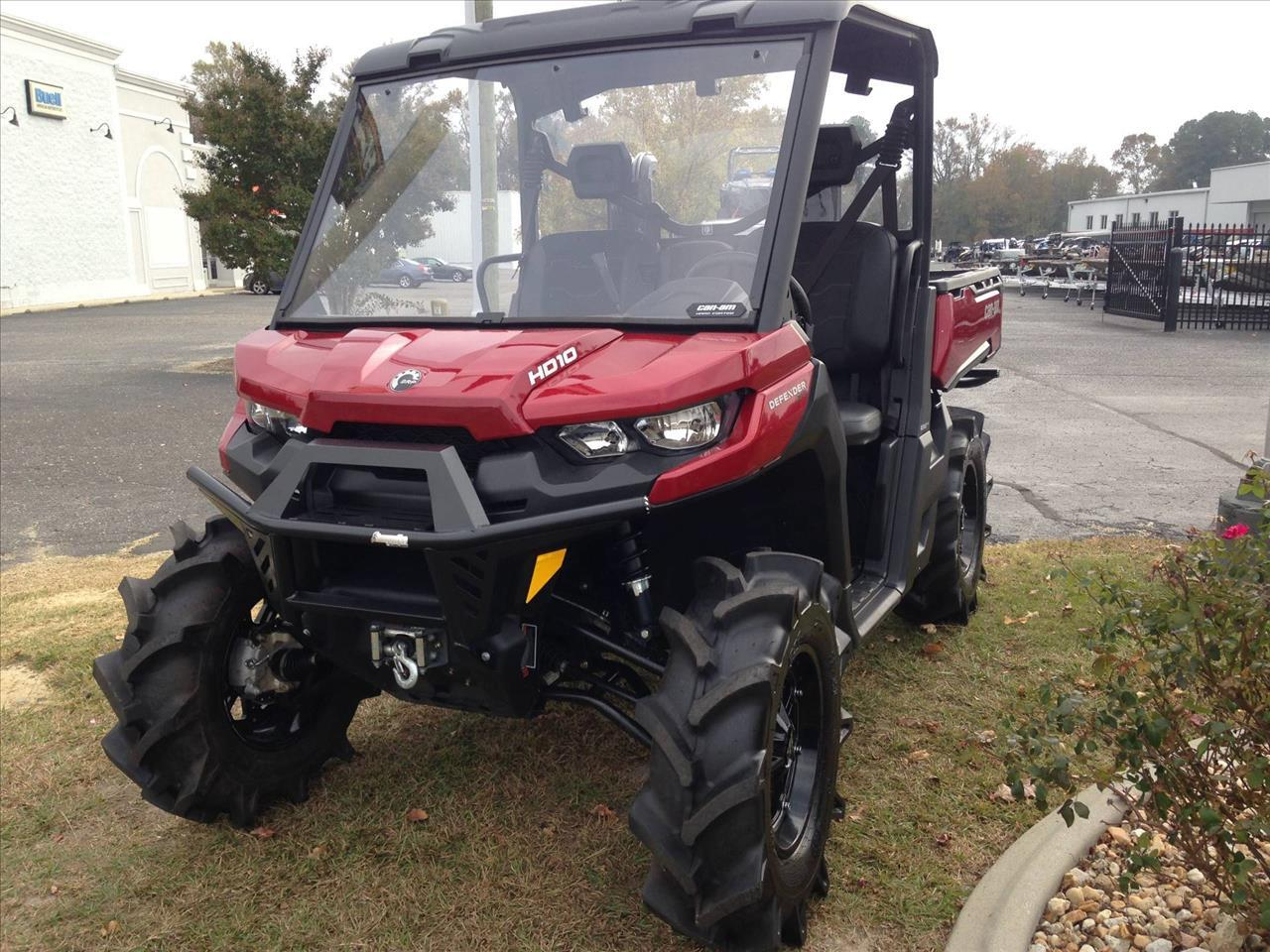 2016 Can-Am Defender XT HD10 for sale at Vehicle Network, LLC - Performance East, INC. in Goldsboro NC