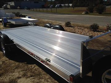 2016 Triton Trailers AUX1882EB for sale at Vehicle Network, LLC - Performance East, INC. in Goldsboro NC