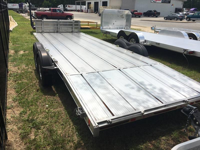 2016 Triton Trailers AUX2082EB for sale at Vehicle Network, LLC - Performance East, INC. in Goldsboro NC
