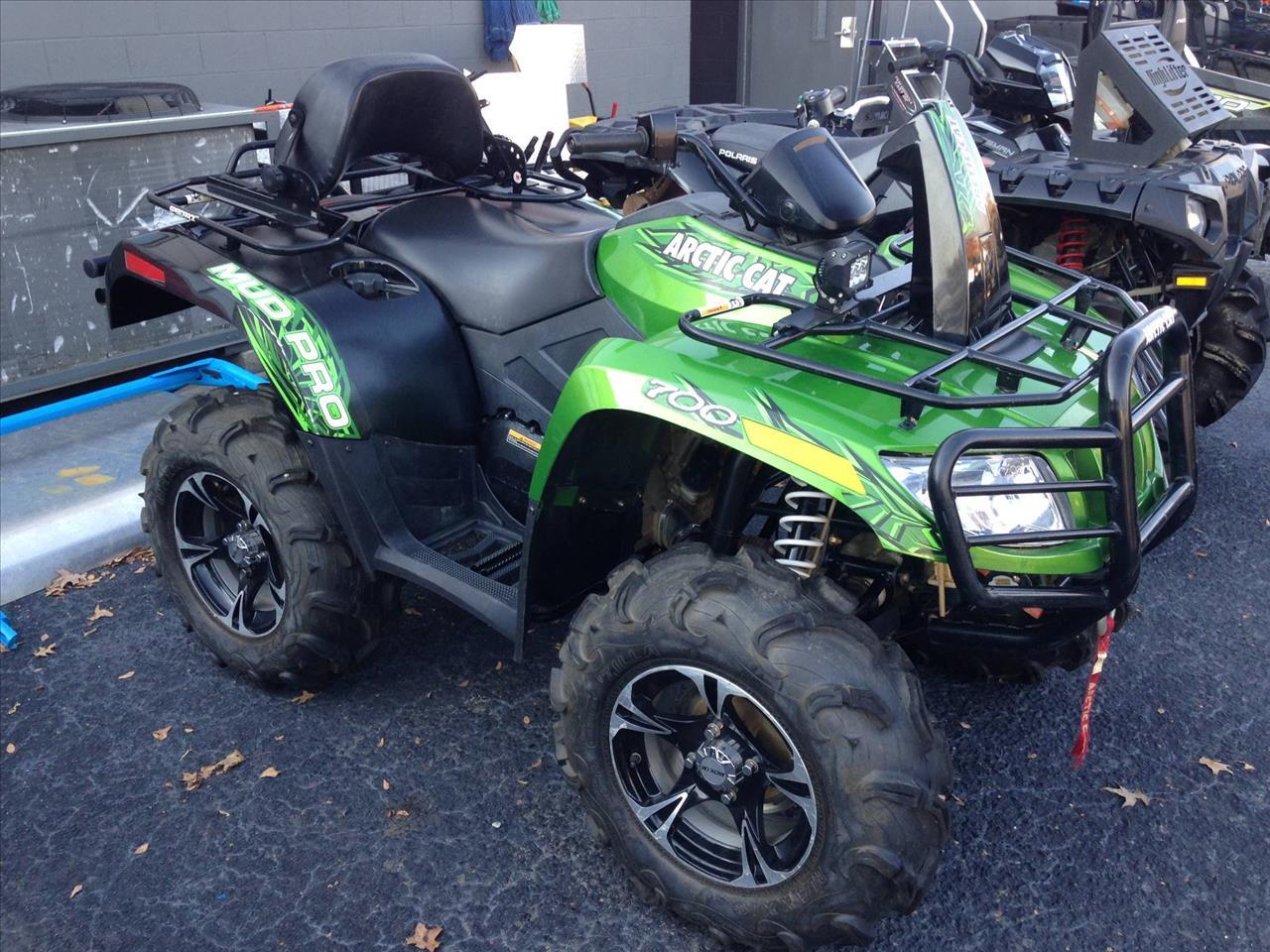 RPMWired.com car search / 2013 Arctic Cat MudPro 700 Limited