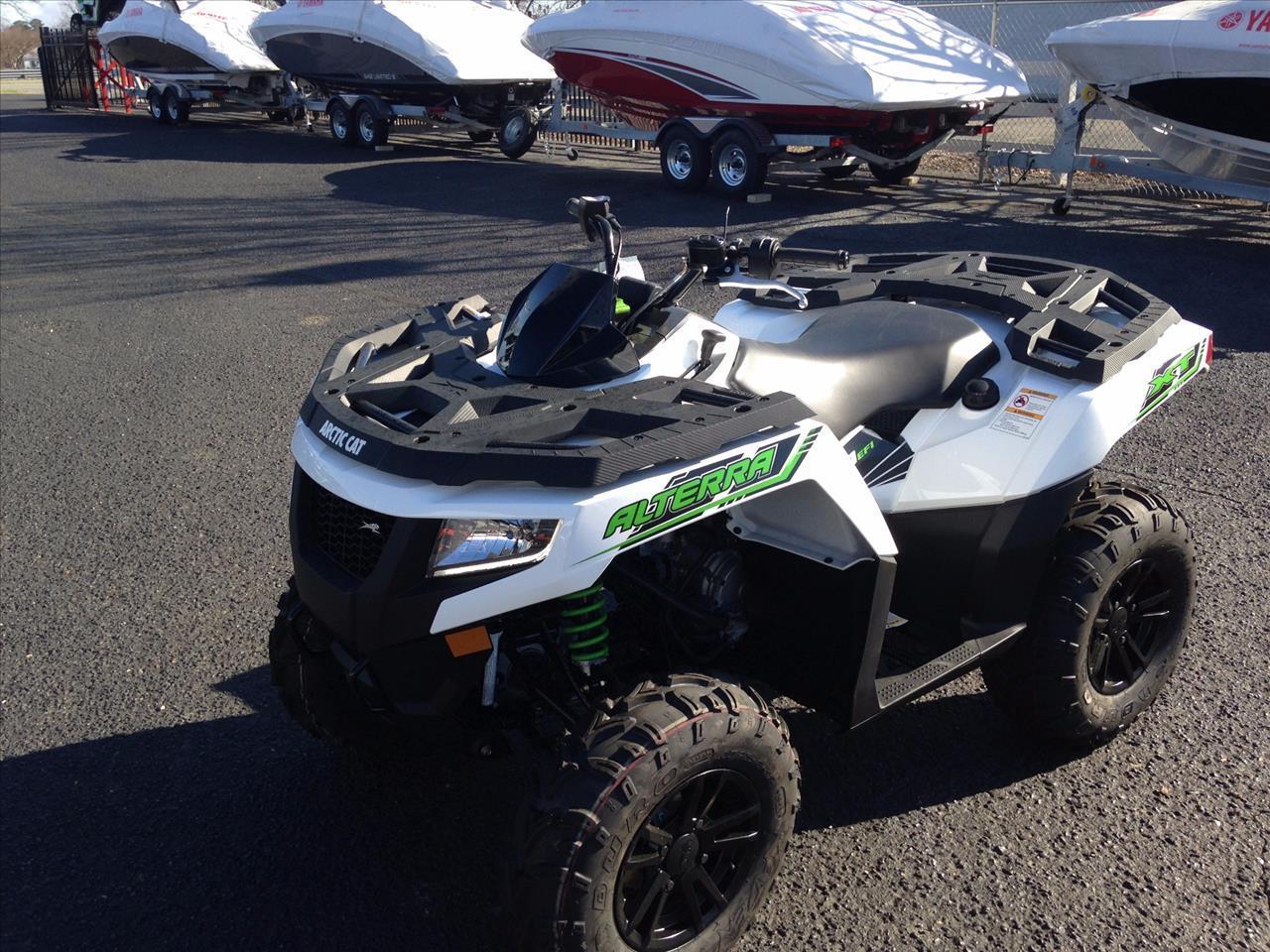 RPMWired.com car search / 2016 Arctic Cat Alterra 500 XT