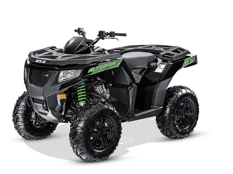 RPMWired.com car search / 2016 Arctic Cat Alterra 500 XT