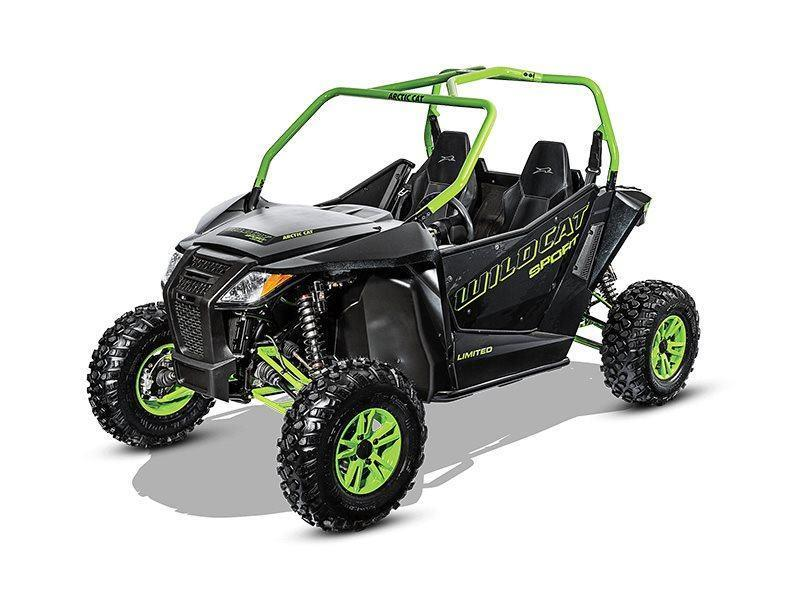 RPMWired.com car search / 2016 Arctic Cat Wildcat Sport Limited