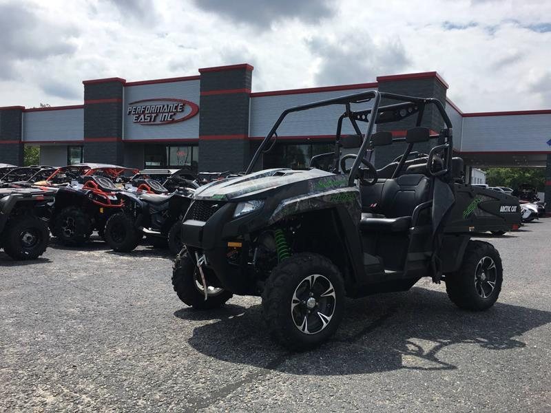 RPMWired.com car search / 2016 Arctic Cat HDX 700 SE Hunter Edition