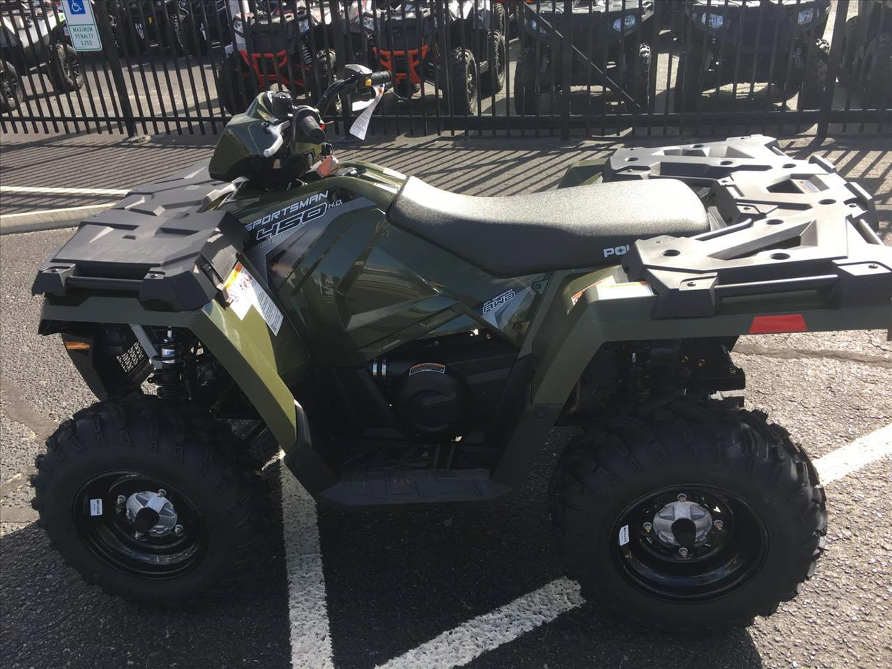 2017 Polaris Sportsman 450 H.O. for sale at Vehicle Network, LLC - Performance East, INC. in Goldsboro NC