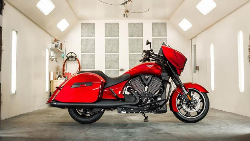 2017 Victory Cross Country for sale at Vehicle Network, LLC - Performance East, INC. in Goldsboro NC