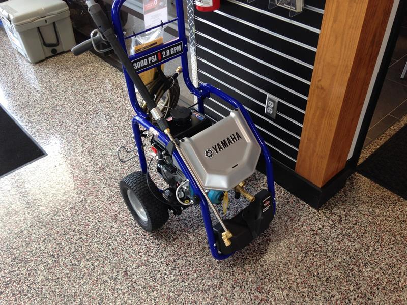 2016 Yamaha PW3028 Pressure Washer for sale at Vehicle Network, LLC - Performance East, INC. in Goldsboro NC