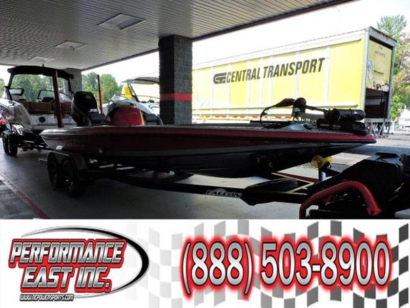 2016 FALCON BOATS LLC F 215 for sale at Vehicle Network, LLC - Performance East, INC. in Goldsboro NC