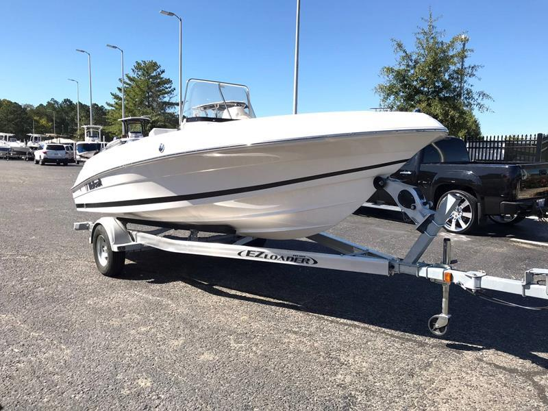 2017 Wellcraft 180 FISHERMAN for sale at Vehicle Network, LLC - Performance East, INC. in Goldsboro NC