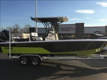 2017 Wellcraft 241F for sale at Vehicle Network, LLC - Performance East, INC. in Goldsboro NC