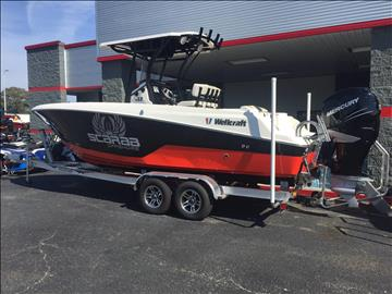 2017 Wellcraft 242 SCARAB OFFSHORE  for sale at Vehicle Network, LLC - Performance East, INC. in Goldsboro NC