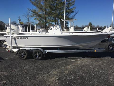 2017 Sea Pro 208 BAY for sale at Vehicle Network, LLC - Performance East, INC. in Goldsboro NC