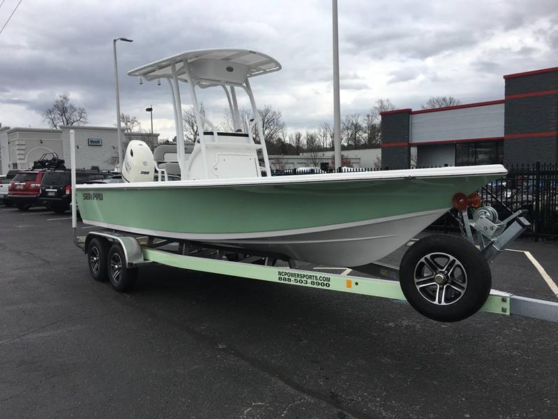 2017 Sea Pro 228 BAY for sale at Vehicle Network, LLC - Performance East, INC. in Goldsboro NC