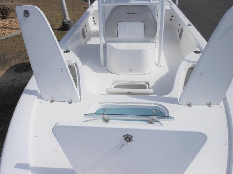 2017 Sea Pro 248 DLX BAY for sale at Vehicle Network, LLC - Performance East, INC. in Goldsboro NC