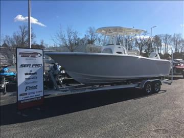 2017 Sea Pro 239 CC for sale at Vehicle Network, LLC - Performance East, INC. in Goldsboro NC