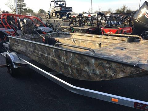 2017 Excel 1860 SHALLOW WATER V FRONT F4 for sale at Vehicle Network, LLC - Performance East, INC. in Goldsboro NC