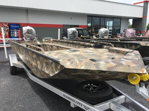 2017 Excel 1954 SHALLOW WATER V4 for sale at Vehicle Network, LLC - Performance East, INC. in Goldsboro NC
