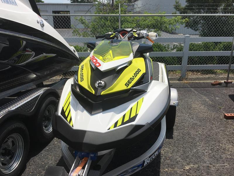 2017 Sea-Doo RXP-X 300 for sale at Vehicle Network, LLC - Performance East, INC. in Goldsboro NC