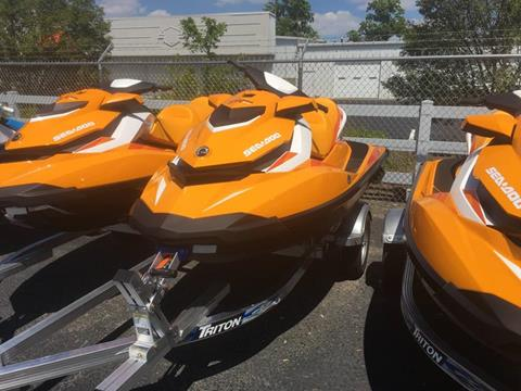 2017 Sea-Doo GTI SE for sale at Vehicle Network, LLC - Performance East, INC. in Goldsboro NC