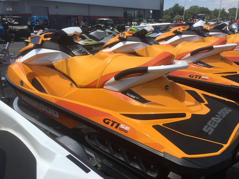 2017 Sea-Doo GTI SE 155 for sale at Vehicle Network, LLC - Performance East, INC. in Goldsboro NC