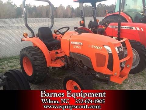 2015 Kubota 3901D for sale at Vehicle Network, LLC in Apex NC
