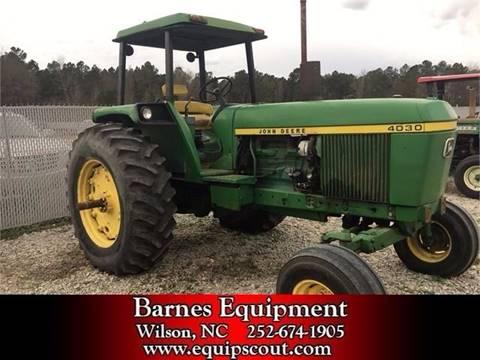 1976 John Deere 4030 for sale at Vehicle Network, LLC in Apex NC