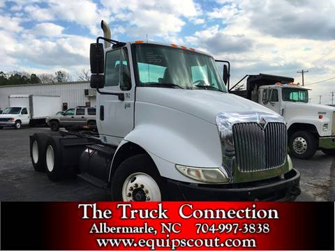 2006 International 4300 for sale at Vehicle Network, LLC - The Truck Connection in Albemarle NC