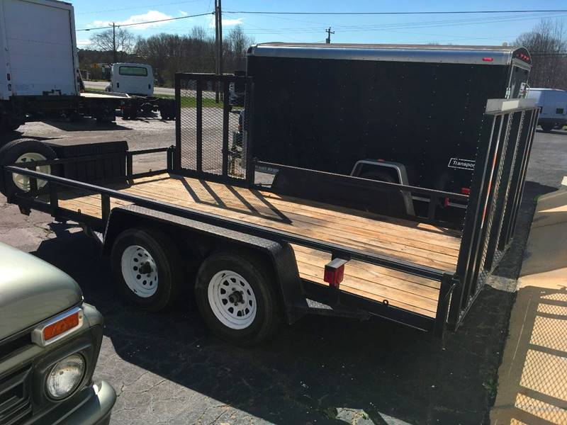 2008 Lone Wolf Utility Trailer for sale at Vehicle Network, LLC - The Truck Connection in Albemarle NC