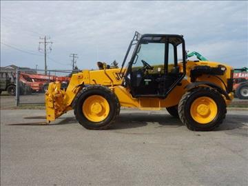 2008 JCB 528 S for sale at Vehicle Network, LLC - Ironworks Trading Corporation in Norfolk VA