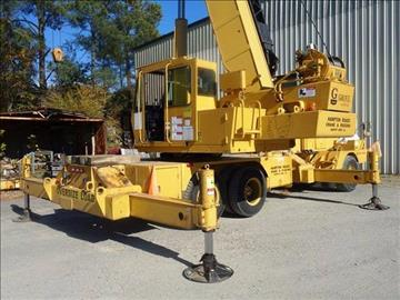 1993 Grove TMS250-C for sale at Vehicle Network, LLC - Ironworks Trading Corporation in Norfolk VA