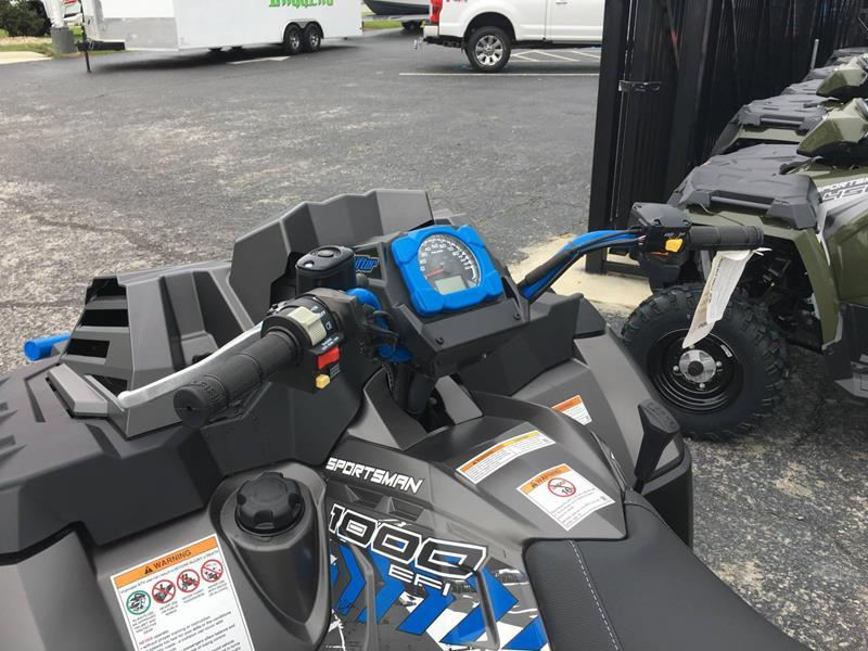 2017 Polaris Sportsman XP 1000 High Lifter  for sale at Vehicle Network, LLC - Performance East, INC. in Goldsboro NC
