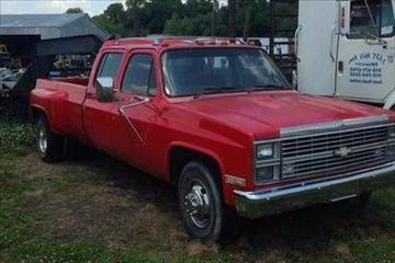 1981 Chevrolet Silverado 3500HD for sale at Vehicle Network, LLC in Apex NC