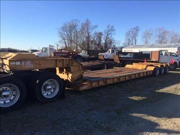 1989 Borco 50 Ton Detach for sale at Vehicle Network, LLC in Apex NC