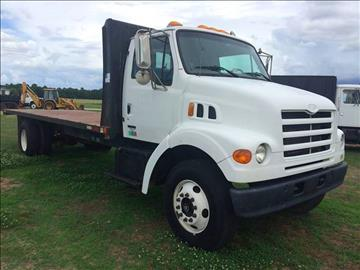 2000 Sterling Flatbed for sale at Vehicle Network, LLC - Fat Daddy's Truck Sales in Goldsboro NC