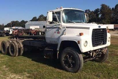 1985 Ford L8000 for sale at Vehicle Network, LLC - Fat Daddy's Truck Sales in Goldsboro NC