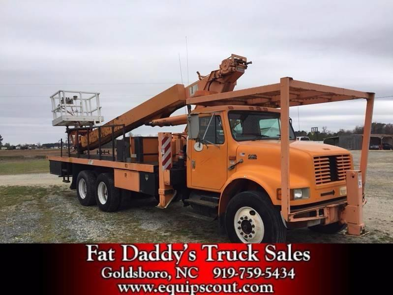 1998 International 4900 for sale at Vehicle Network, LLC - Fat Daddy's Truck Sales in Goldsboro NC