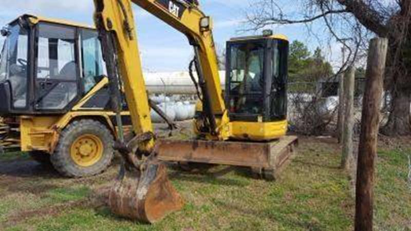 2005 Caterpillar 305 for sale at Vehicle Network, LLC - Down Home Truck and Equipment in Warsaw VA