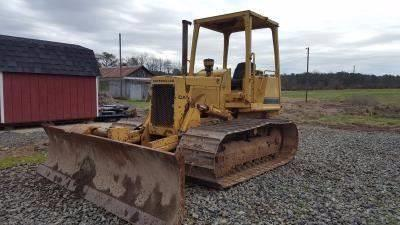 1987 Caterpillar D3B-LGP for sale at Vehicle Network, LLC - Down Home Truck and Equipment in Warsaw VA