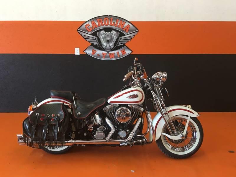 RPMWired.com car search / 1997 Harley Davidson FLSTS Springer