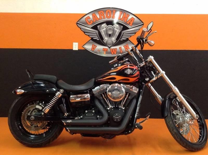 RPMWired.com car search / 2013 Harley Davidson FXDWG