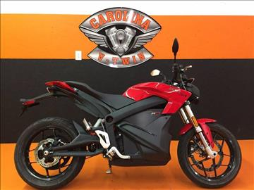 2017 ZERO SR ZF 13.0 + Charge Tank for sale at Vehicle Network, LLC - Carolina V-Twin in Greenville NC