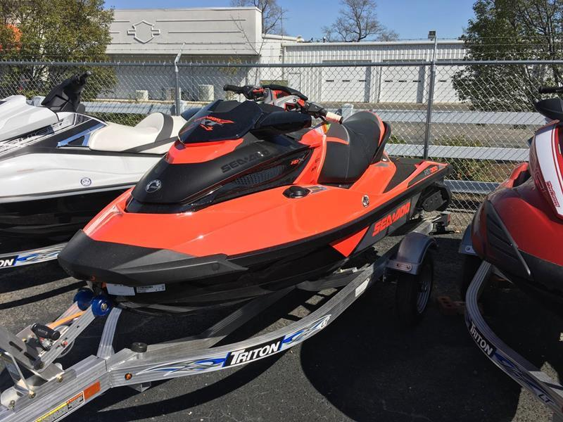 2017 Sea-Doo RXT-X 300 for sale at Vehicle Network, LLC - Performance East, INC. in Goldsboro NC